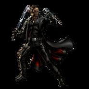 Blade Portrait Art