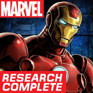 Iron Man FB Research Complete