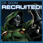 Doctor Doom Recruited