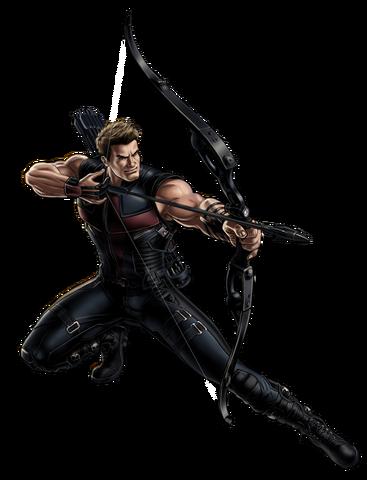 File:Avengers Hawkeye Portrait Art.png