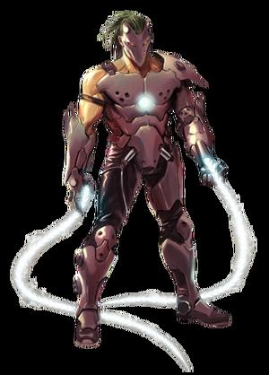 Whiplash Marvel XP
