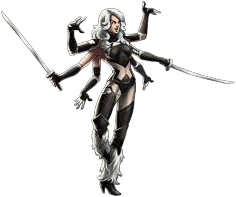 Spiral | Marvel: Avengers Alliance Wiki | FANDOM powered ... X 23 Marvel Avengers Alliance