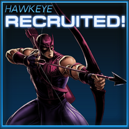 Hawkeye Recruited