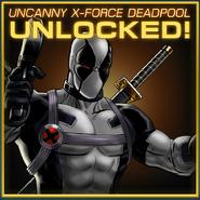 Deadpool Uncanny X-Force Unlocked