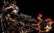 Rocket Raccoon Dialogue 2
