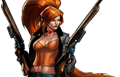 Elsa Bloodstone Dialogue 1