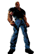 Luke Cage Marvel XP Old