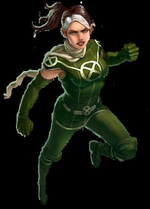 Rogue Marvel XP
