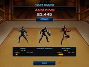 PVE Score iOS Screenshot