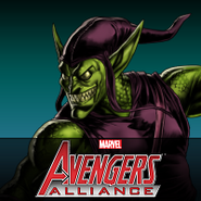 Green Goblin Defeated Old