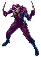 Boomerang Marvel XP