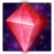 Iso-8 Shard Red