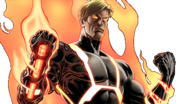 Human Torch Dialogue 2