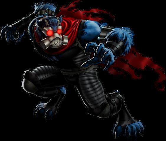 File:Horseman of Pestilence Beast Portrait Art.png