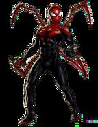 Superior Spider-Man Portrait Art