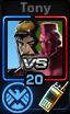 Group Boss Versus High Evolutionary (Tactician)