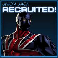 Union Jack Recruited
