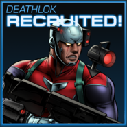 Deathlok Recruited