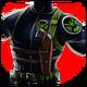 Uniform Tactician 3 Male