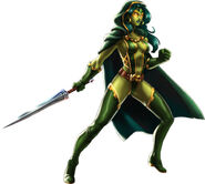 Gamora-Classic (High Res)