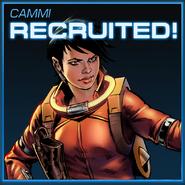 Cammi Recruited