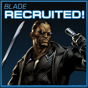 Blade Recruited