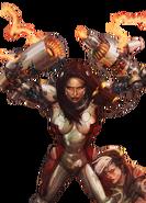 Omega Sentinel Marvel XP Old
