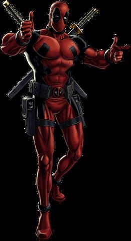 File:Deadpool Portrait Art.png