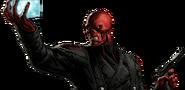 Red Skull Dialogue