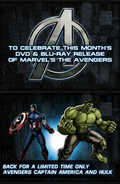 LTO Avengers CaptAmerica and Hulk