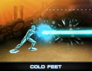 Iceman Level 6 Ability