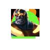 Thanos (Tactician) Group Boss Icon