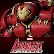 Iron Man Defeated 5 (Hulkbuster)