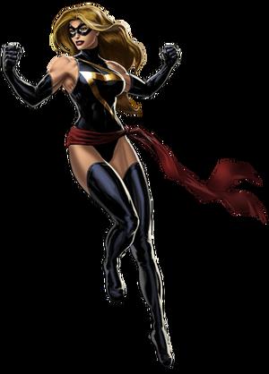 Ms. Marvel Marvel XP