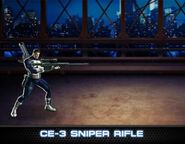 Punisher Level 1 (Infiltrator) Ability