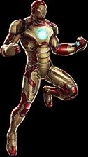 Iron Man-Mk 42 Armor