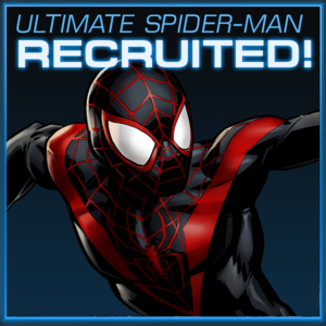 Ultimate Spider-Man Recruited