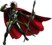 Doctor Voodoo-Heroic Age