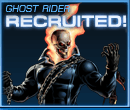 Ghost Rider Recruited Old