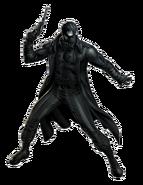 Spider-Man Noir Portrait Art
