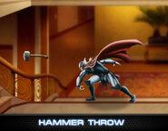 Thor Level 1 Ability