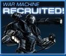 War Machine Recruited Old