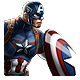 Captain America Icon Large 5