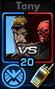 Group Boss Versus Red Skull