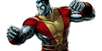 Marvel XP: Dossiers/Colossus