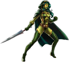 Gamora-Classic