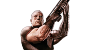 Marvel XP: Dossiers/Cable