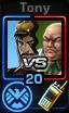 Group Boss Versus Kingpin (Tactician)