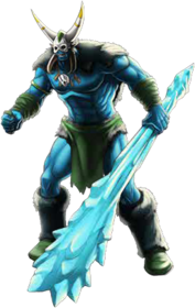 Jotun Ice-Crafter