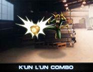 Iron Fist Level 1 Ability